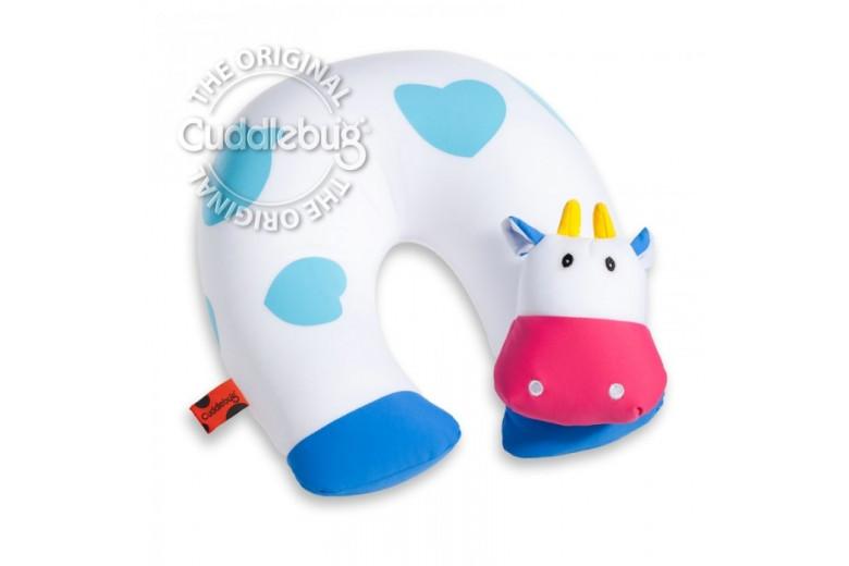 Παιδικό μαξιλαράκι η μεγάλη αγελαδίτσα Lila