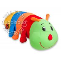 Παιδικό μαξιλαράκι Caterpillar - Cuddlebug