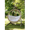 Hanging chair frame Globo Stand