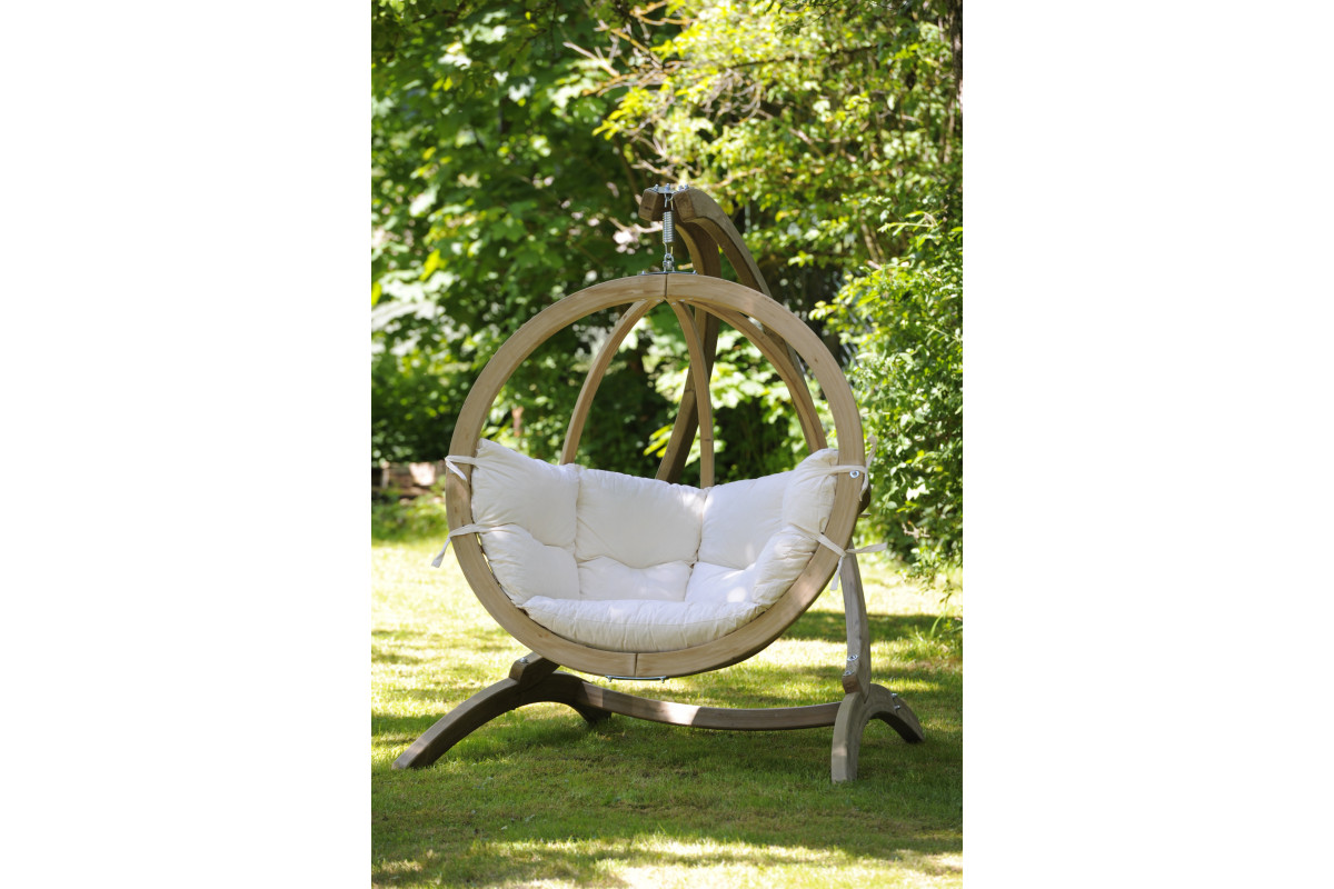 ... Hanging Chair Frame Globo Stand ...