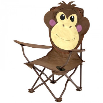Kids Folding Chair Animal Monkey