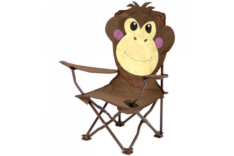 Kids Folding Chair Animal Monkey