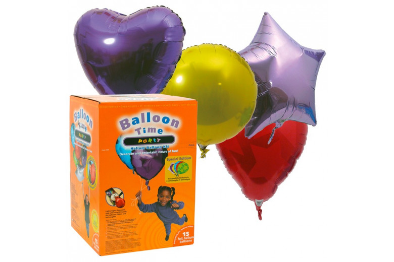 Helium Balloon - Party Set