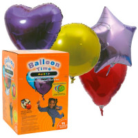 Helium Balloon - Party Set
