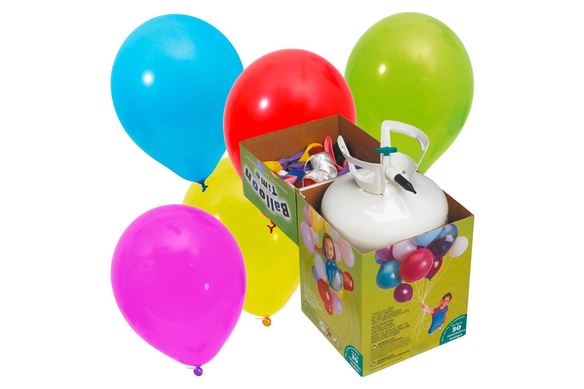 helium balloon kit balloon time zbaby. Black Bedroom Furniture Sets. Home Design Ideas