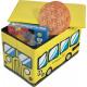 Κουτί αποθήκευσης - παιδικό σκαμπό