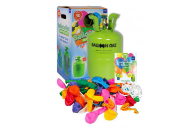 Helium Balloon Kit Balloon-Time
