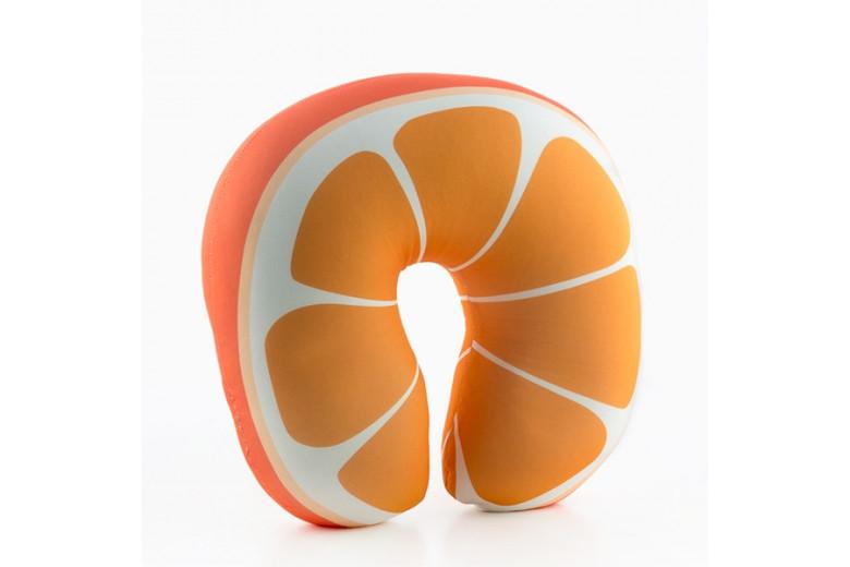 Μαξιλαράκι αυχένα φρούτο πορτοκάλι