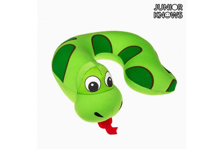 Παιδικό μαξιλαράκι αυχένα σε σχήμα φίδι