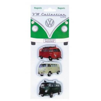 Μαγνητάκι ψυγείου Beetle, 3τμχ, Special vehicle