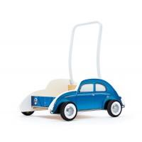 Καροτσάκι - Στράτα VW Σκαραβαίος Baby Walker, Μπλε