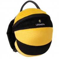 LittleLife Animal Toddler Daypack Bee