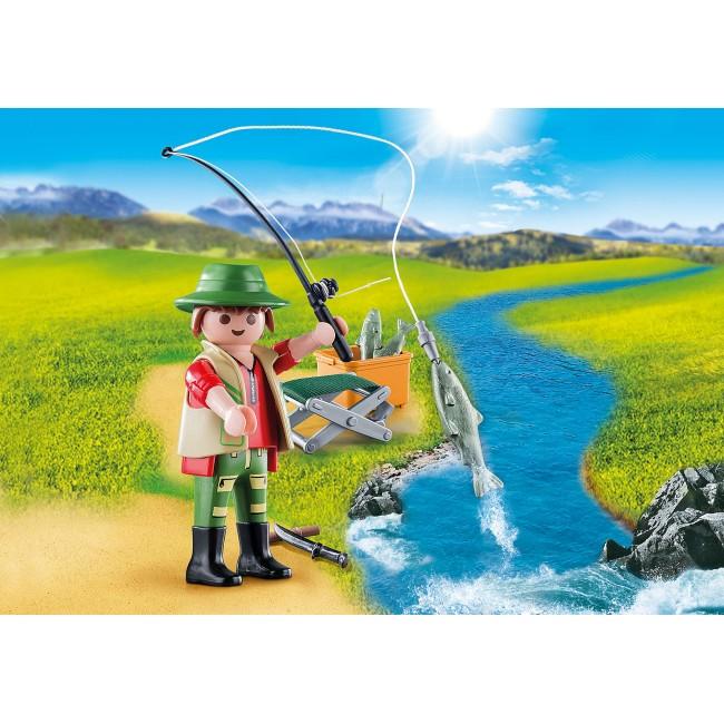 Ψαράς PLAYMOBIL