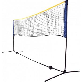 Πτυσσόμενο Δίχτυ Τένις & Badminton Schildkrot