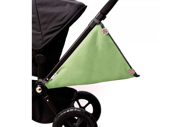 Τσάντα πολυθήκη Elephant & Apple green