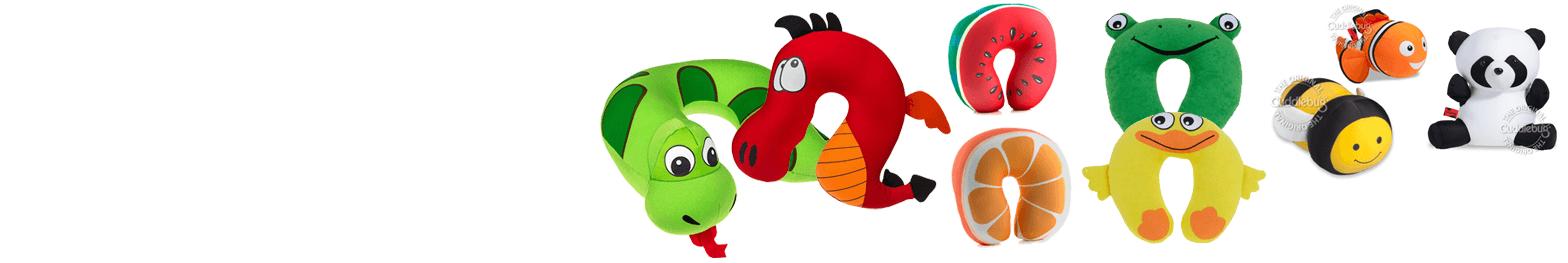 Παιδικά μαξιλαράκια Cuddlebug